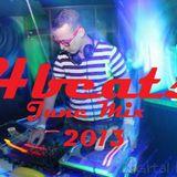 4beats - June Mix 2013