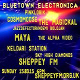 Bluetown Electronica live show 15.03.15