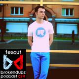 Texcut - Brokendubz Podcast 029