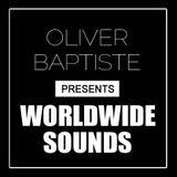Oliver Baptiste's Worldwide Sounds (June 2016)