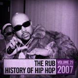 The Rub's Hip-Hop History 2007 Mix