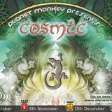 Cosmic 13/12/13 Psybreaks & Tech Funk