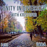 Kristofer - Unity in Diversity 458 @ Radio DEEA (21-10-2017)