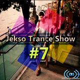 Ahmed Saeed Jekso - Jekso Trance Show #7