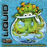 X-Club Liquid - CD1 - Mixed by X-Man