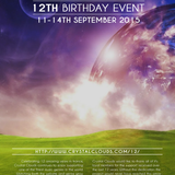 Cosmic Heaven - Crystal Clouds 12th Birthday Event