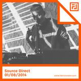 Source Direct - Fabriclive Promo Mix