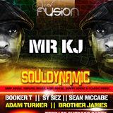 Soul Fusion - Summer Terrace Pre Party Guest Mix - MR Kj