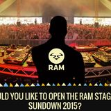 RAM Sundown Comp - Mikel Moorhouse