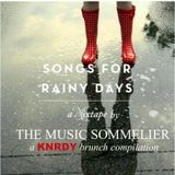 """THE MUSIC SOMMELIER -presents- """"A RAINY BRUNCH @ KNRDY"""""""