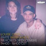 Louise Chen Invite Bambounou - 9 Décembre 2015