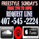 Freestyle Sunday With Dj Larry Vee & Dj Flash EP 28 July 07/16/2017