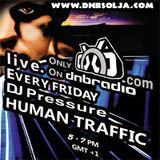 Pressure - Human Traffic Vol.184