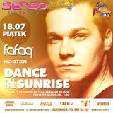 Hoster - Dance Till The Sunrise @ Senso Club 18.07.2014 (Eska Summer City)