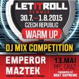 LET IT ROLL Graz Mixcompetition - Theejay