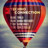 TRVLR exclusive radio mix Techno Connection UK Underground FM 24/08/2018