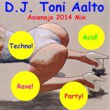 DJ Toni Aalto - Asianajo 2014 Mix