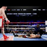 Lyrical Ammo EP. 11: Canelo Alverez KOs Amir Khan with a powerful right overhand