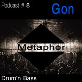 Metaphor Podcast #8 by Gon Agos2016