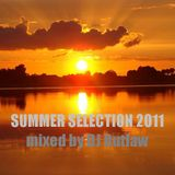 SUMMER SELECTION 2011 mixed by DJ Outlaw