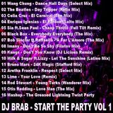 DJ Brab - Start The Party Mix Volume 1 (Section 2017)