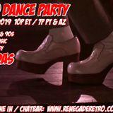 Retro Dance Party 07.05.2019 LIVE on Renegade Retro <renegaderetro.com>