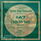 Global Deep Connexion #A7 (10-11-14) Mixed By: SPYC 9T1 (Kagiso - West Rand, SA)