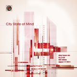 City State of Mind - Deep House mix by JJ Mat - B58 Milano - August 17 2014