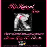 (MUSIC LIVE FM) HaSty HaSty LaG Gayaii Rasty With RJ KAINAT (26-12-2015)