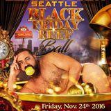 Bearracuda SEA 11.25.16 Black Friday Beef Ball DJ Matt Stands Opener