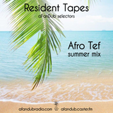 Resident Tapes S02 [25/8/19] by Afro Tef
