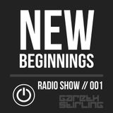New Beginnings Podcast // 001
