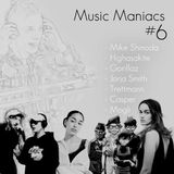 Music Maniacs #6 - Live Sessions ftw