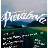 parabola vol.2 DJset @ Kanazawa Univ. 11/06/2011