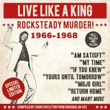 LIVE LIKE A KING - 17 rocksteady killers from original UK 45s