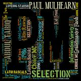 Selection #9 Paul Mulhearn Session Electro Hip Hop October 2018 Mr Spin