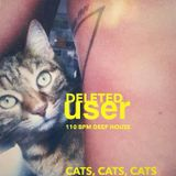 deleted user - cats, cats, cats