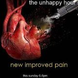 6 May 2012 The Unhappy Hour pt1 Danie & Johan New Improved Pain