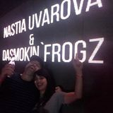 DaSmokin'Frogz b2b Nastя Uvarova - Live dj set at Bessonniza club Official Epizode Afterparty
