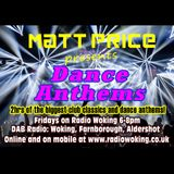Dance Anthems on Radio Woking 23rd June 2017
