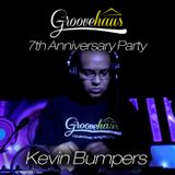 Kevin Bumpers @ Groovehaus 7th Anniversary Party