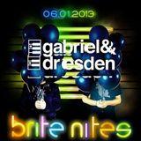 Gabriel & Dresden - Live @ Webster Hall, New York (01.06.2013)