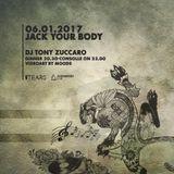 TEARS - Jack Your Body 06/01/2017  - Tony Zuccaro