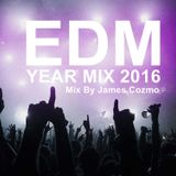 James Cozmo - EDM YEAR MIX 2016 Vol.1
