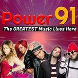 DJ J-Man Live on Power 91 1 FM October 1 2017