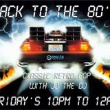 JJ's Back To The 80's LIVE on www.traxfm.org 29/01/2016