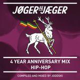 4 YEAR ANNIVERSARY MIX - RAGGABALDER HIP-HOP