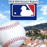 Podcast 'Béisbol a 2600 metros': Análisis y balance primera mitad temporada MLB