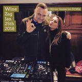 Olivier Gosseries @ Wine Zag - Brussels / January 25th 2018