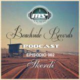 The MidNight Sounds Radio pres. Beachside Records Podcast episodio 002 - Skerdi